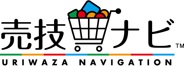 売技ナビ ロゴ